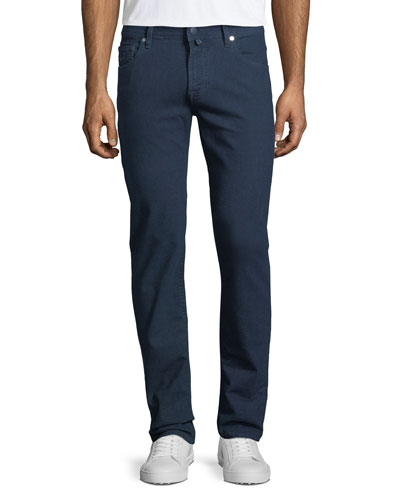 Comfort-Stretch Slim-Straight Jeans