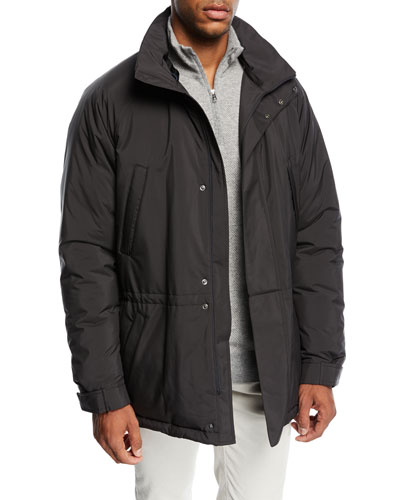 Icer Wind Stretch Storm Coat