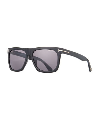 5d18c9e2d9109 Tom Ford Black Sunglasses