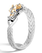 John Hardy Men's Legends Naga Dragon Sterling Silver