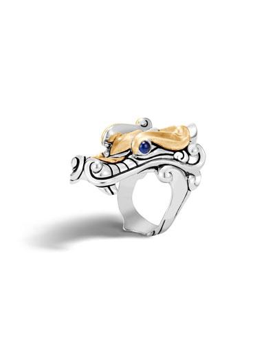 Men's Legends Naga Dragon Ring
