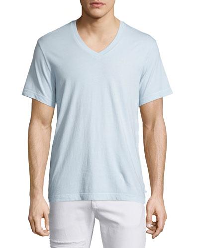 V-Neck Short-Sleeve T-Shirt