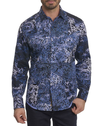 Limited Edition Printed Sport Shirt