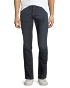 Michael Kors Parker Slim Selvedge Jeans, Devon