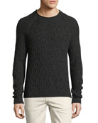 Olimpias Marzia Crewneck Sweater