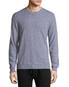 Derek Rose Finley 1 Cashmere Crewneck Sweater