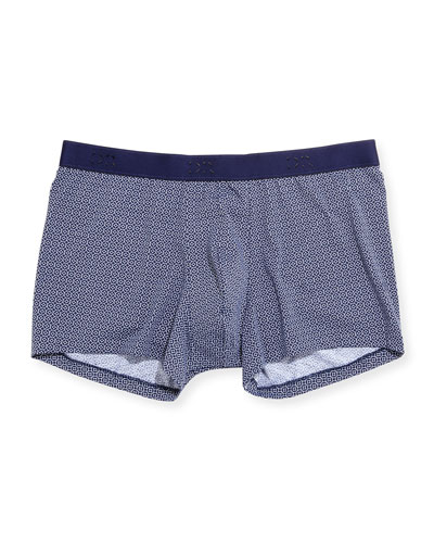 STAR 10 NAVY MENS HIPSTER