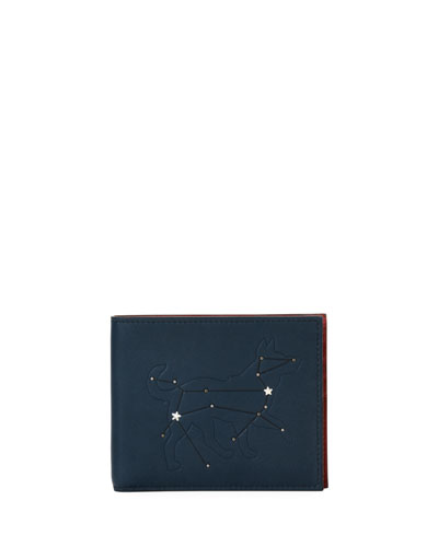Men's Chinese New Year Dog Star Wallet