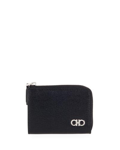 Men's Revival Leather Zip Wallet