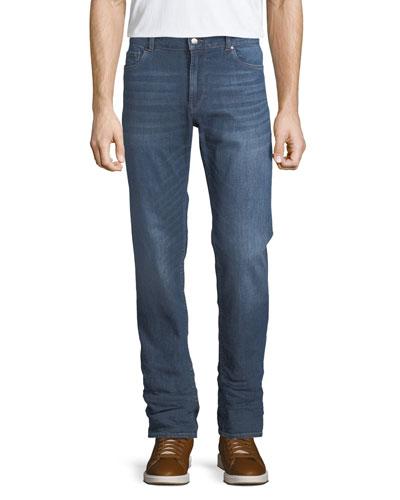 The Jean Stretch-Denim Jeans
