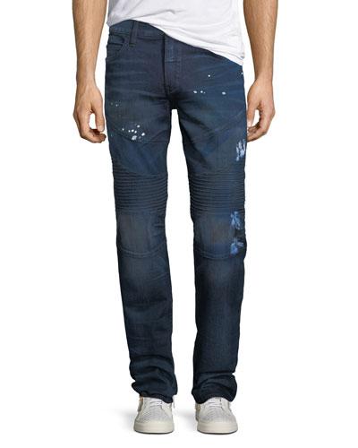 Geno Moto Splatter Jeans, Fragment