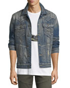 Jimmy Anniversary Denim Jacket
