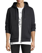 Fentford Embroidered Hoodie