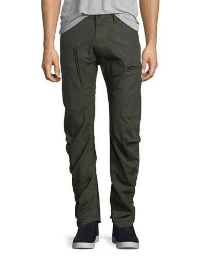 Powel 3D Tapered Jeans, Forest Night