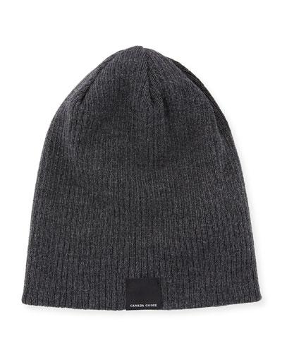 Reversible Tech Toque Beanie Hat
