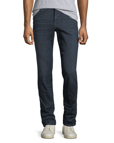 Brixton Kinetic Denim Slim-Straight Jeans, Cale