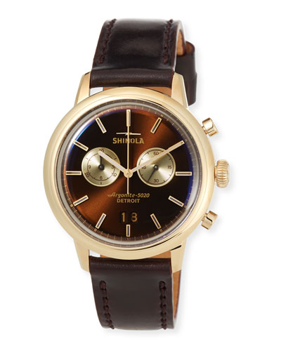 Men's Bedrock Chronograph Watch