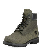 "6"" Mammoth Premium Waterproof Combat Boot"