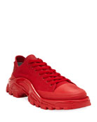 adidas by Raf Simons Men's Detroit Runner Canvas