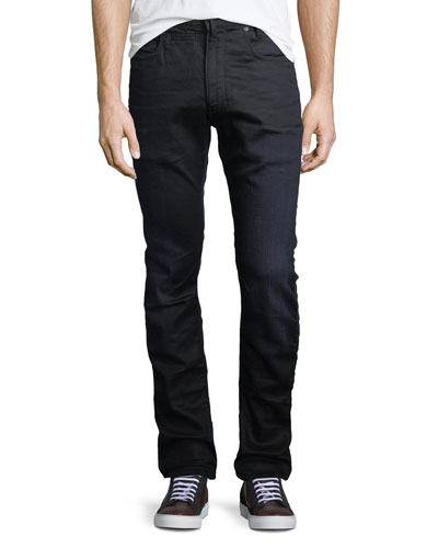 Staq 3D Slim Jeans in Dark Aged Denim