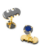 Cufflinks Inc. 3D Batman Logo Cuff Links
