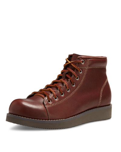 Devy 1955 Leather Lace-Up Boot