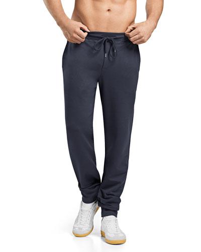 Living Stretch-Cotton Lounge Pants