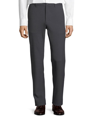 Zaine Gearheart Wool-Blend Pants