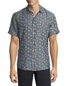 Kirby Short-Sleeve Sport Shirt