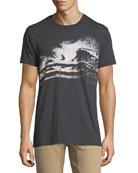 Night Surf Pocket T-Shirt