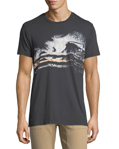 Night Surf Pocket T-Shirt
