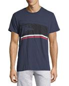 Groove Pocket Cotton T-Shirt