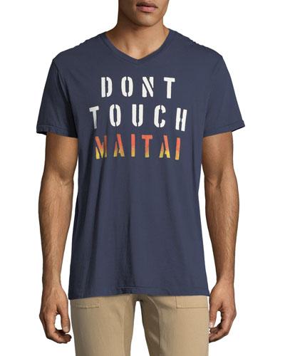 Mai Tai V-Neck T-Shirt