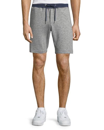 Dearne Contrast-Trim Knit Shorts