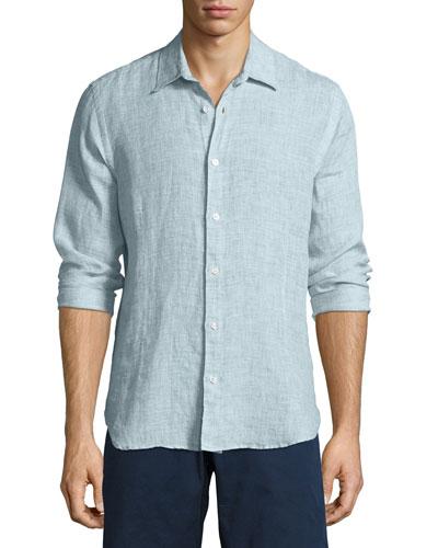Morton Linen Sport Shirt