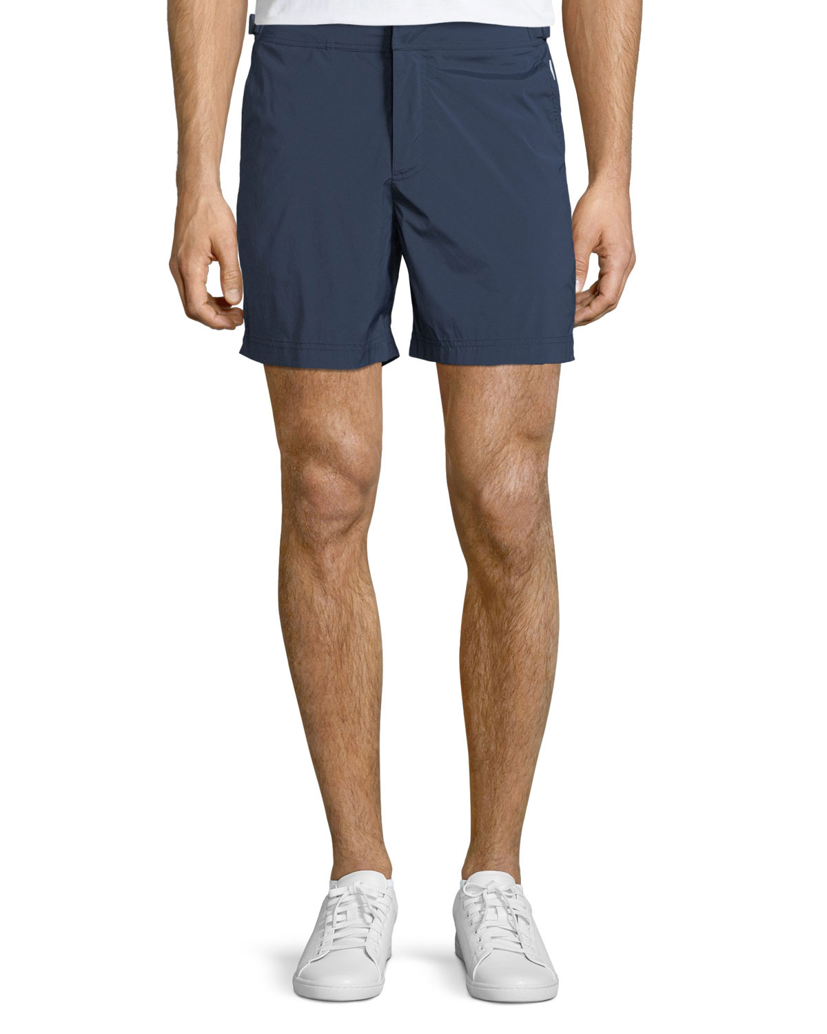 Bulldog Sport Swim Trunks Navy