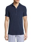 Sebastian Terry Cloth Polo Shirt