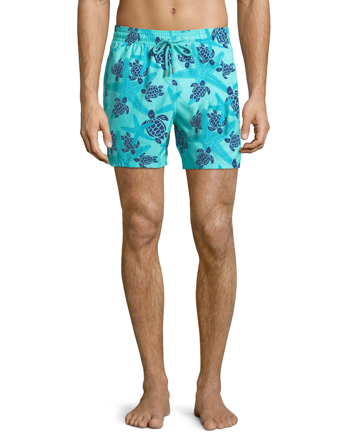 Moorea Starlettes Turtles Swim Trunks