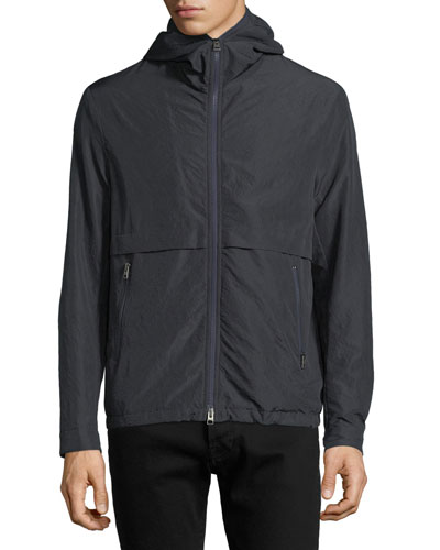 Packable Hooded Jacket