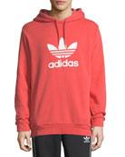 Trefoil Hoodie Sweatshirt