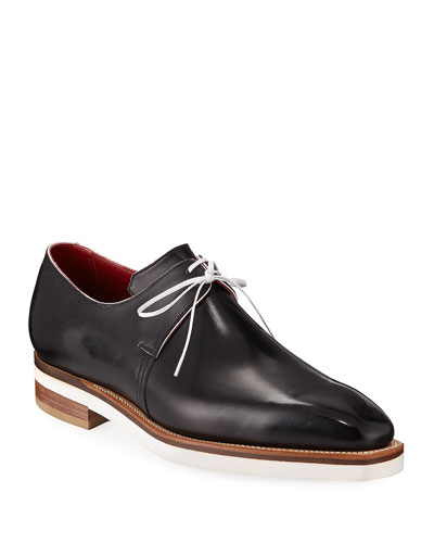 Arca Contrast-Sole Derby Shoe