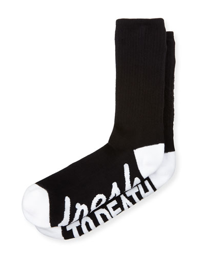 Fresh To Death Socks