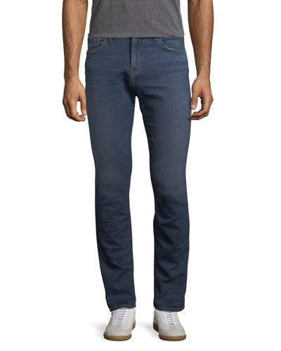Tyler Slim-Fit Jeans, French Terry