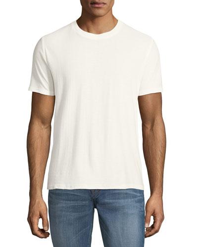 1971 Logo-Back Cotton T-Shirt