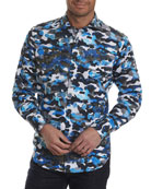 Limited Edition Camouflage Sport Shirt