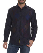 Limited Edition Hour Glass Sport Shirt