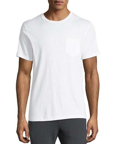 Jersey Pocket T-Shirt