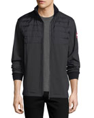 Jericho Quilted Beach Jacket