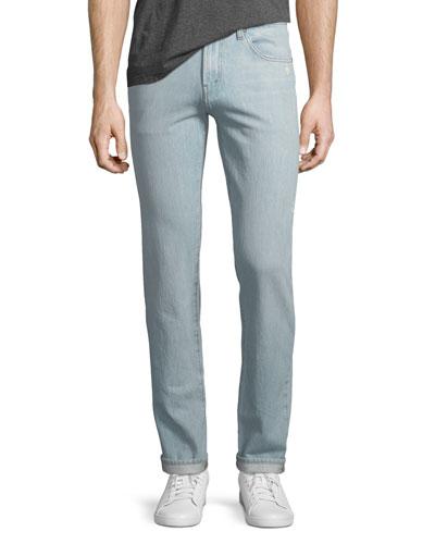 Tyler Taper Slim-Fit Jeans, Intertidal