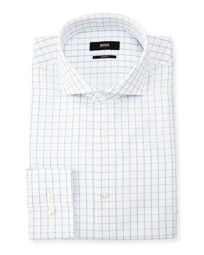 Jason Tattersall Textured Dress Shirt